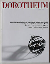 DOROTHEUM 2010 Scientific/photographica auction catalogue