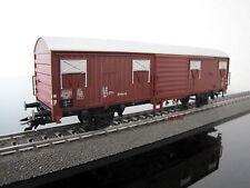 """(20,61€/Stk) Aus Märklin H0 00779: 8 Güterwagen """"Spundwandwagen"""" Neuzustand, neu"""