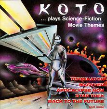 Italo CD Koto Plays Science Fiction Movie Themes