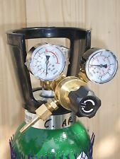 Bombola argon ricaricabile  Europa 14 litri, + riduttore     saldatura tig