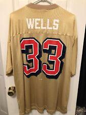David Wells New York Yankees Adidas Football Style Jersey Size XL
