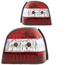 Rückleuchten Set (links & rechts) LED für VW Golf III3 Limo 91-97 Klarglas BI3