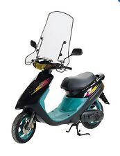 0945/BA Parabrezza + Attacchi 665x615 per Yamaha Jog 50 2002 2003 2004 2005