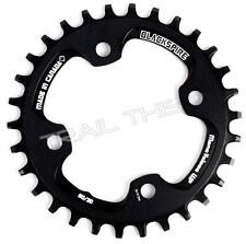 Blackspire 30T x 80mm BCD MV NW Chainring 1x9/10/11-Speed fits TruVativ XX X0 X9