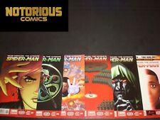 Miles Morales Ultimate Spider-Man 7 8 9 10 11 12 Complete Comics EXCELSIOR BIN