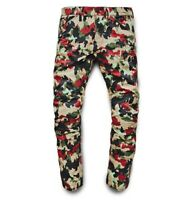 G-Star Pharrell Williams Elwood 3D Alpenflage Camo Boyfriend Jeans W25 L30 NEW