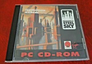 Beneath a Steel Sky PC CD-Rom