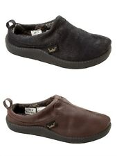 MENS DR KELLER ORTHOPAEDIC MEMORY FOAM COMFY SLIP ON MULE SLIPPERS UK SIZE 7-12