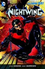 Nightwing Vol. 1: Traps and Trapezes (The New 52) NUEVO Brossura Libro  Kyle Hig
