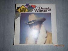 Dennis Weaver-McCloud Country Vinyl album
