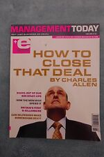 Management Today Magazine: June 2000, Closing Deals, ExCon