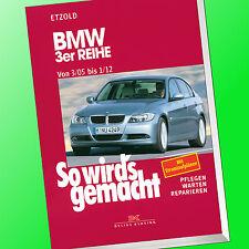 So wirds gemacht (Band 138) BMW 3er-Reihe E90 | Reparieren, Pflegen (Buch)