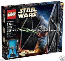 RETIRED PRONTA CONSEGNA - LEGO 75095 UCS STAR WARS™ TIE FIGHTER™ (NISB)