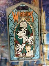 101 DALMATIANS Windows of Magic Pin 2019 Disney LE2000
