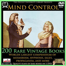 Occult Books Mind Control Hypnosis Propaganda Psychology Esoteric Conspiracy .