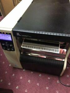 Zebra 220Xi4 203DPI  Printer  ETH/USB 90 Days Warranty