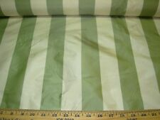 "~BTY~100% SILK~""BOLD STRIPES"" ~SILK DRAPERY UPHOLSTERY FABRIC FOR LESS~"