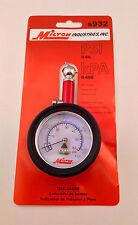 Milton s932 60 Lb Low Pressure Tire Measurement Gauge