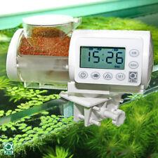 JBL Aquarium Automatic Feeder Electronic LCD Display Digital Fish Tank Feeding