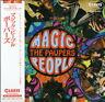 PAUPERS-MAGIC PEOPLE-JAPAN MINI LP CD C94
