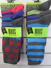 Calcetines de hombre en color principal multicolor de poliéster
