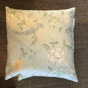 "2 X 21"" large Laura Ashley""summer Palace"" cushions, hand made"