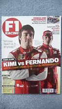 F1 Racing Magazine for the Month of November 2013. Excellent Condition