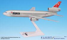 Flight Miniatures Northwest Airlines (03-09) McDonnell Douglas DC-10 1:250 Model