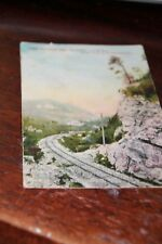 Lower Whitewood Creek and Hidden Fortune Mill, Black Hills, SD Vintage Postcard