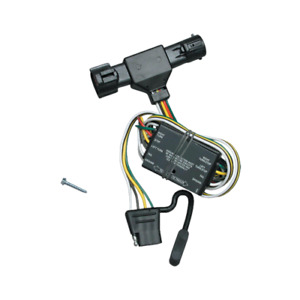 Draw-Tite T-One Connector Assembly w/ Converter for Mazda B2300, B2500, B3000