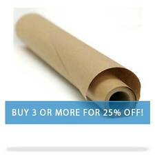 Brown Wrapping Packing Paper Heavy Duty Thick Kraft Packaging - 6 Metres, 90GSM