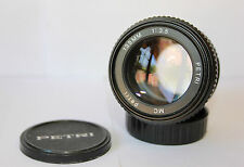 Manual Focus Macro/Close Up f/3.5 Camera Lenses for Pentax