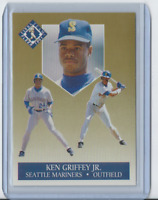 1991 Fleer Ultra Team #4 Ken Griffey Jr. - Seattle Mariners HOF - Mint