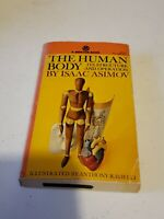 The Human Body Its Structure And Operation by Isaac Asimov 1963 Paperback