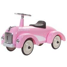 Retro Roller Speedster Jessica Girls Pink Push Car Ride On Car Freestyle Luxury