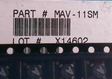 1 pcs mav11sm Mini Circuits Monolithic amplifier 50 MHz - 1 GHz smd (m1476)