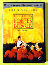 Le Cercle Des Poetes Disparus ~ DVD Movie ~ French Region 2 PAL ~ Robin Williams