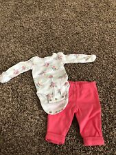 Newborn Carters Girl Outfit