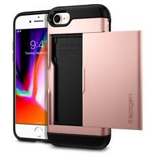 Express iPhone 8 Case Spigen Slim Armor CS Cover for Apple Rose Gold