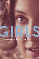 GIRLS SEASON 2 24x36 POSTER HBO LENA DUNHAM COMEDY DRAMA TV SHOW SERIES NEW YORK