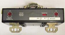 CUTLER HAMMER MT2600T 2 Pole 600 Amp Type MDL HMDL Trip Unit 1483D30G11
