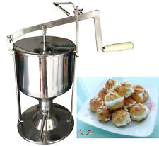 New Manual Donut Filler Jelly Fill Filling Cream Filled 6L Kitchen Tool Cooking