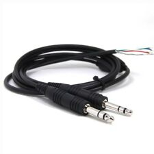 Aviation Replacement Cable for Headset David Clark AVCOMM Pilot Rugged Air