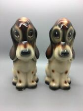 Brown Vintage Original Pottery Animals
