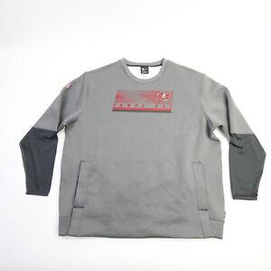 Tampa Bay Buccaneers Nike Dri-Fit Sweatshirt Men's Gray Used