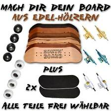 EDEL Holz Fingerboard SET SOUTHBOARDS® Handmade Wood Fingerskateboard