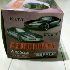 Unused Minute Racer Knight Rider Limited Edition K.A.R.R