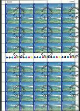 2007 $0.30 Rottnest Is International Post Rate Full and Complete sheet CTO MUH
