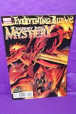 Journey Into Mystery #643 Everything Burns 2012 Comic Marvel Comics F/VF