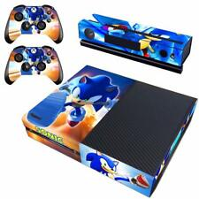 Sonic the Hedgehog Vinyl Skin Decals Sticker for Xbox One Kinect Controller Wrap